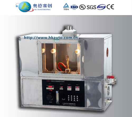负载条件电缆阻燃试验机